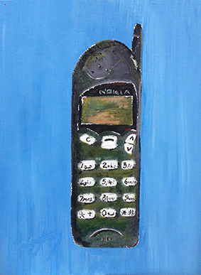 GeeJay When Nokia Ruled The World: 5110