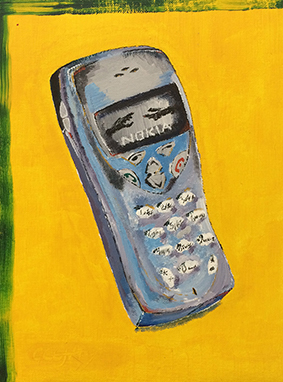 GeeJay When Nokia Ruled The World: 8320